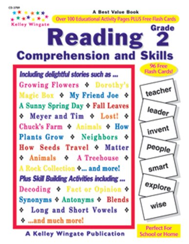 Reading Comprehension and Skills, Grade 2: Wingate, Kelley