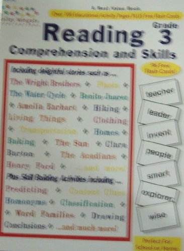 Reading Comprehension and Skills: Grade 3: Wingate, Kelley