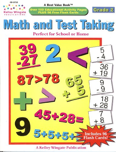 9780887245336: Math and Test Taking