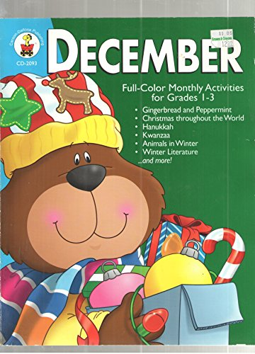 December : Full Color Monthly Activities for: Joan Shortle; Sara