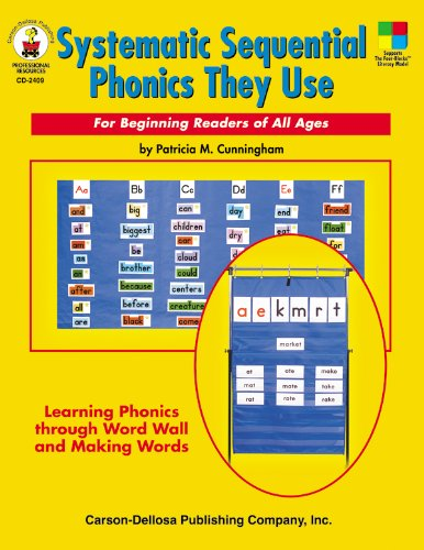 9780887245817: Systematic Sequential Phonics They Use: For Beginning Readers of All Ages