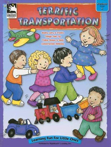 9780887245893: Terrific Transportation (Learning for Little Ones)