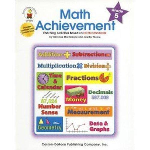 9780887246418: Math Achievement Grade 5