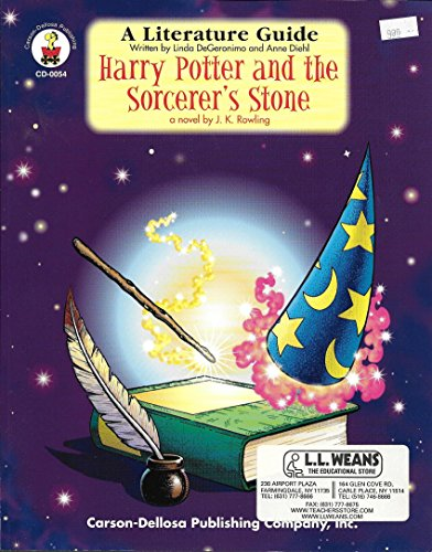 9780887246586: Harry Potter and the Sorcerer's Stone: A Literature Guide