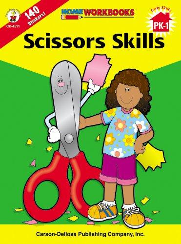 9780887247095: Scissors Skills (Home Workbooks)