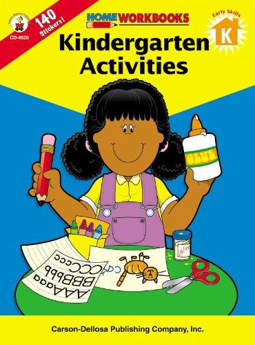 9780887247187: Kindergarten Activities (Home Workbooks)