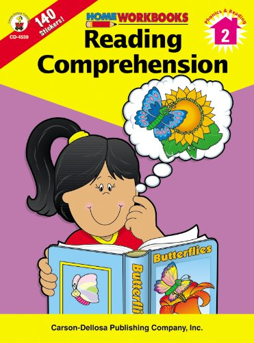 9780887247378: Reading Comprehension, Grade 2 (Home Workbooks)