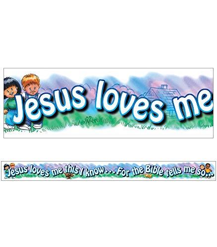 9780887248764: Jesus Loves Me Straight Borders