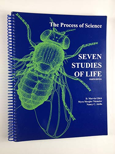 9780887253355: The Process of Science: Seven Studies of Life