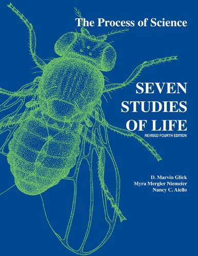 9780887253485: The Process of Science: Seven Studies of Life (4th Edition)