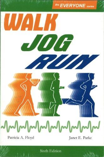 9780887253508: Walk Jog Run