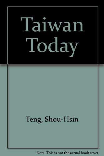 Taiwan Today: Teng, Shou-Hsin