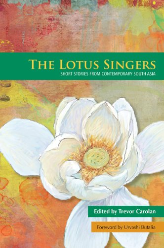 9780887274862: The Lotus Singers: Short Stories from Contemporary South Asia