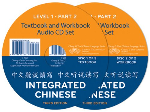 9780887276774: Integrated Chinese Level 1