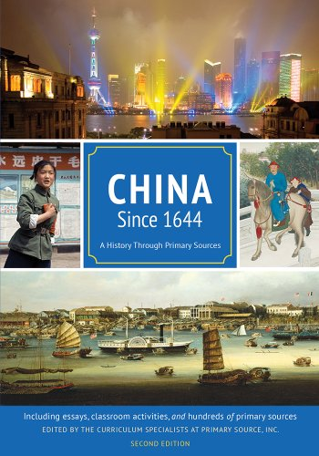 9780887279966: China Since 1644 (Chinese Edition)