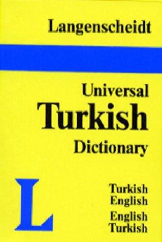 Dictionary Universal: Universal Dictionary : Turkish-english
