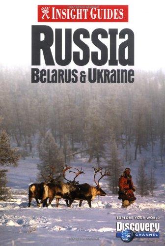 9780887291753: Insight Guide Russia (Insight Guides Russia)
