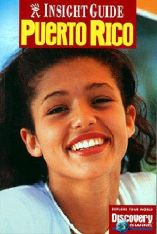 9780887291784: Puerto Rico (Insight Guide Puerto Rico)