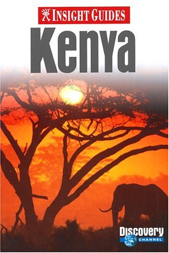 9780887291791: Insight Guide Kenya (Insight Guides)