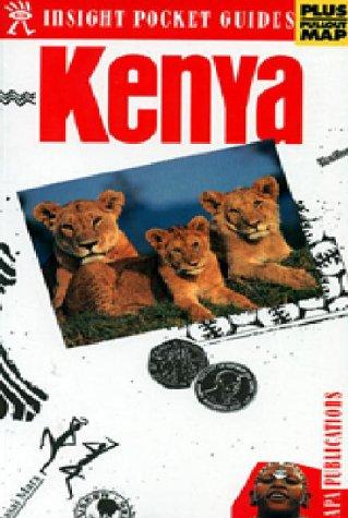 9780887292927: Insight Pocket Guide Kenya (Insight Pocket Guides)