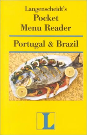 Langenscheidt's Pocket Menu Reader Portugal (088729314X) by Langenscheidt Publishers