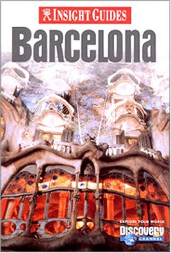 9780887294518: Barcelona (Insight Guides)