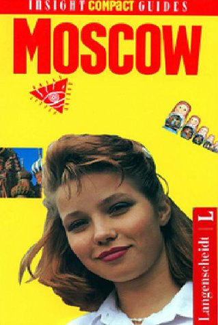 9780887295478: Insight Compact Guide Moscow