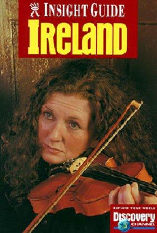 9780887295997: Insight Guide Ireland (6th ed)