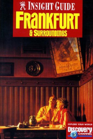 9780887296703: Insight Guide Frankfurt