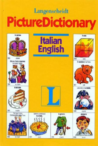 9780887298530: Langenscheidt Picture Dictionary: Italian/English