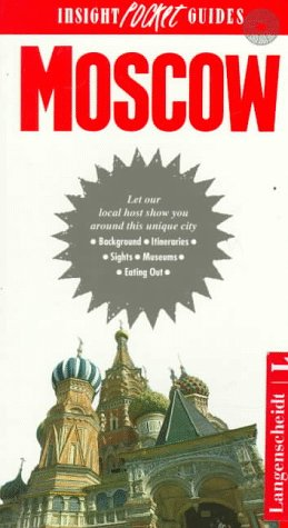 Insight Pocket Guides Moscow: Romanova, Elena