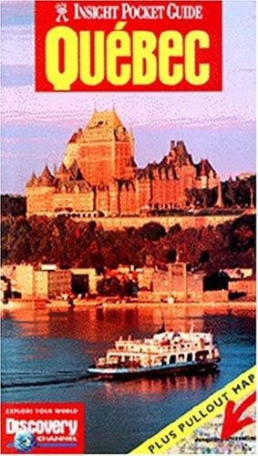 9780887299308: Quebec (Insight Pocket Guide Quebec)