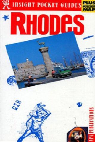 Insight Pocket Guide Rhodes: Heideick, Susanne