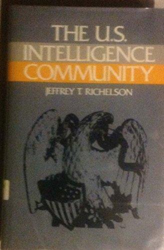 9780887300240: The U.S. intelligence community