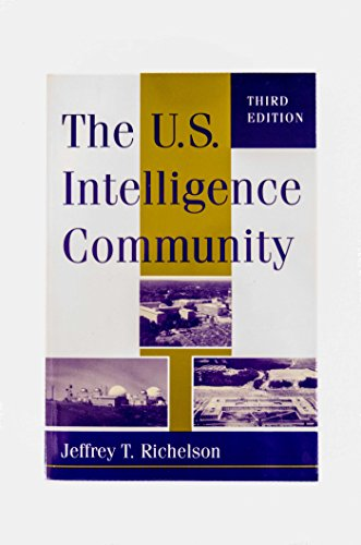 9780887300257: US Intelligence Community