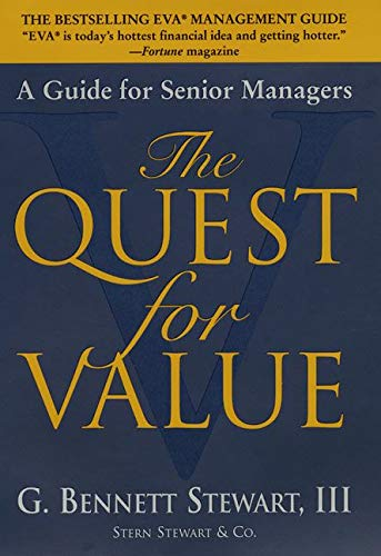 9780887304187: The Quest for Value: A Guide for Senior Managers