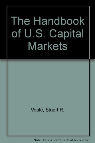9780887304507: The Handbook of U.S. Capital Markets