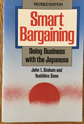 9780887304644: Smart Bargaining : Doing Business with the Japanese