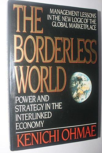 The Borderless World: Kenichi Ohmae