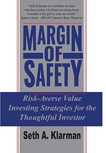 Margin of Safety: Risk-Averse Value Investing Strategies
