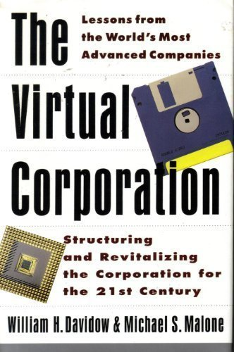 9780887305931: The Virtual Corporation: Structuring and Revitalizing the Corporation for the 21st Century