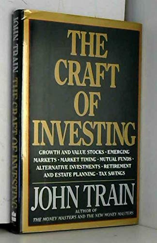 9780887306266: The Craft of Investing