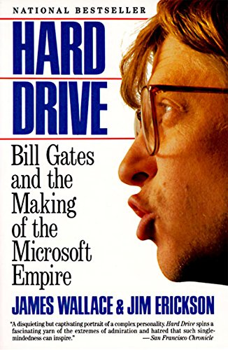 9780887306297: Hard Drive: Bill Gates and the Making of the Microsoft Empire
