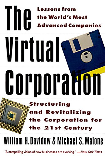 9780887306570: The Virtual Corporation: Structuring and Revitalizing the Corporation for the 21st Century