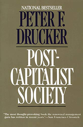 9780887306617: Post-Capitalist Society