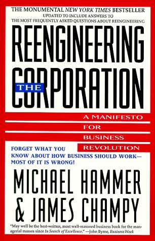 9780887306877: Reengineering the Corporation: A Manifesto for Business Revolution