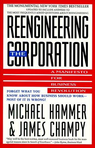 9780887306877: Reengineering the Corporation