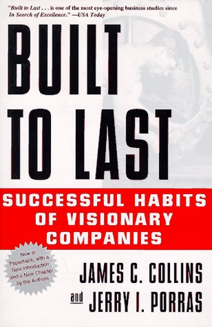 9780887307393: Built to Last: Successful Habits of Visionary Companies