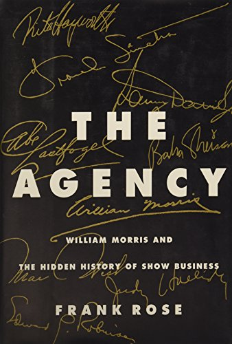The Agency: Frank Rose