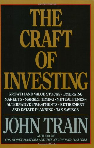 9780887307614: The Craft of Investing
